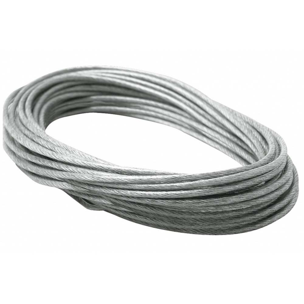 Струна (трос) изолированная 12м 2.5мм